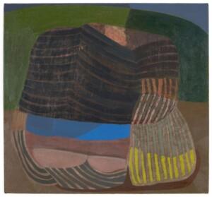 """Run, Hide"" - Oil on linen, on wood 15"" x 14"" – spring, 2011"